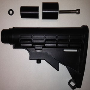 RAI custom ar stock adaptor for crosman marauder pistols and other crosman pistols 2300 2240 2200 1700