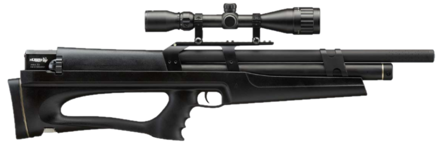 Huben precision air rifle @newenglandairgun hammerless pcp hpa .22